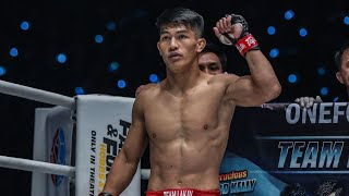 Every Danny Kingad Fight In ONE Championship