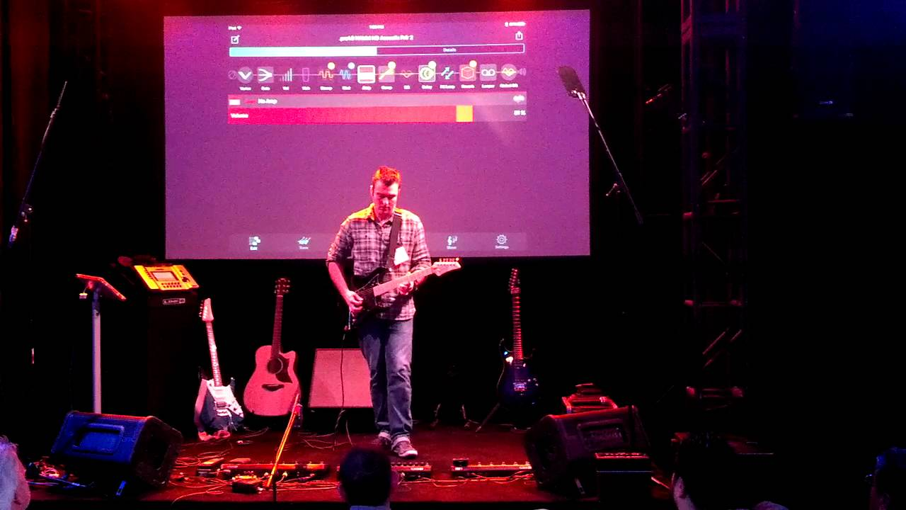 Download NAMM 2016 Line 6 Helix with Variax Guitar