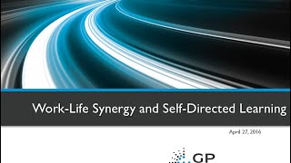 Webinar | Work-Life Synergy and Self-Directed Learning