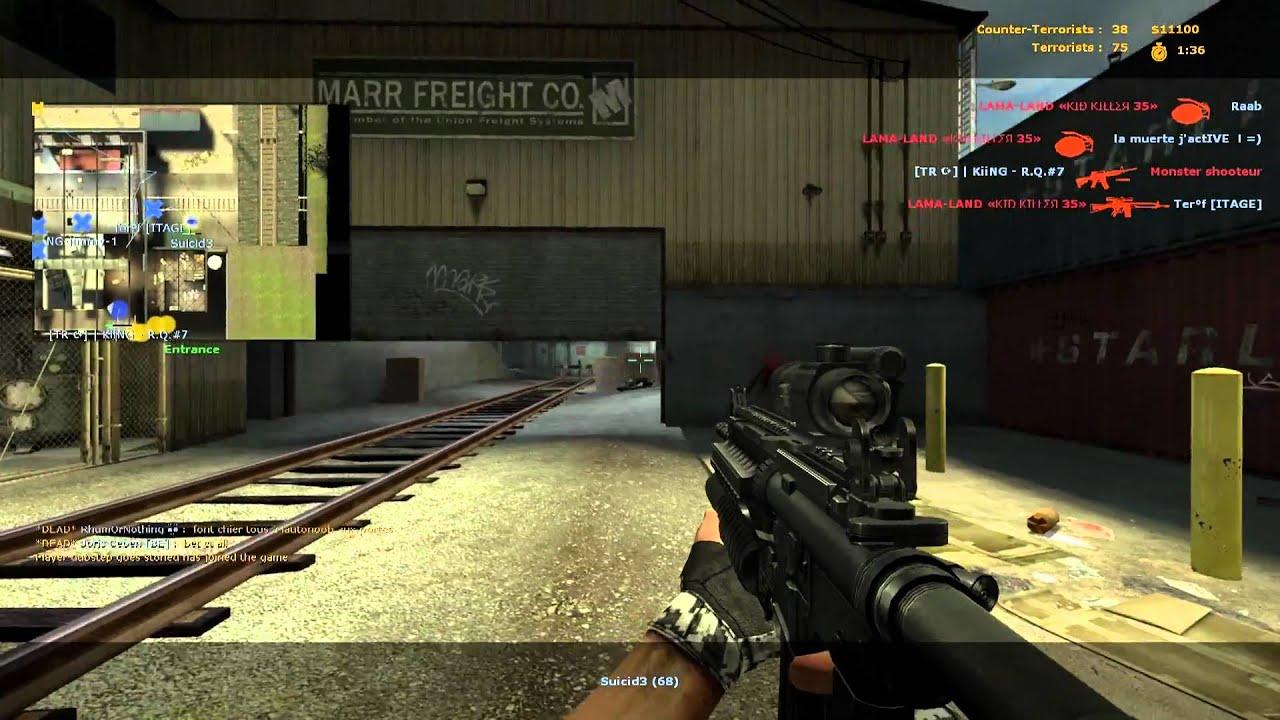 Counter Strike Source Maps CS ASSAULT 1080p YouTube