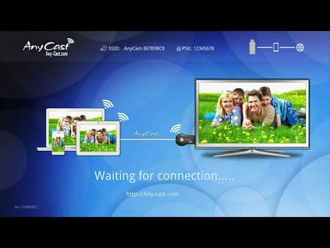 How to use Android Miracast