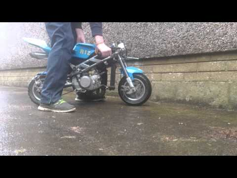 Automatrics Mtrack Motorcycle Security Tracker