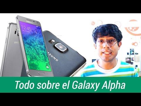 Samsung Galaxy Alpha - Análisis en español (No review)