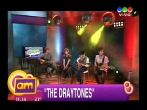 The Draytones en AM (Telefe)
