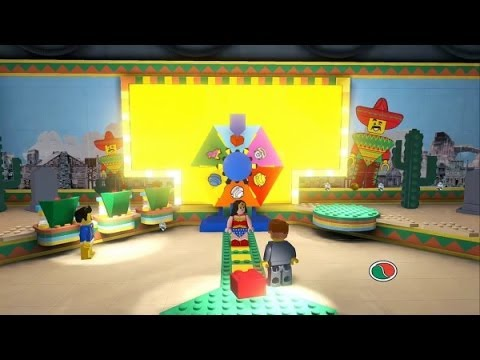 The LEGO Movie Videogame - All 5 Stud Multiplier Red Brick Locations (x2,x4,x6,x8,x10)
