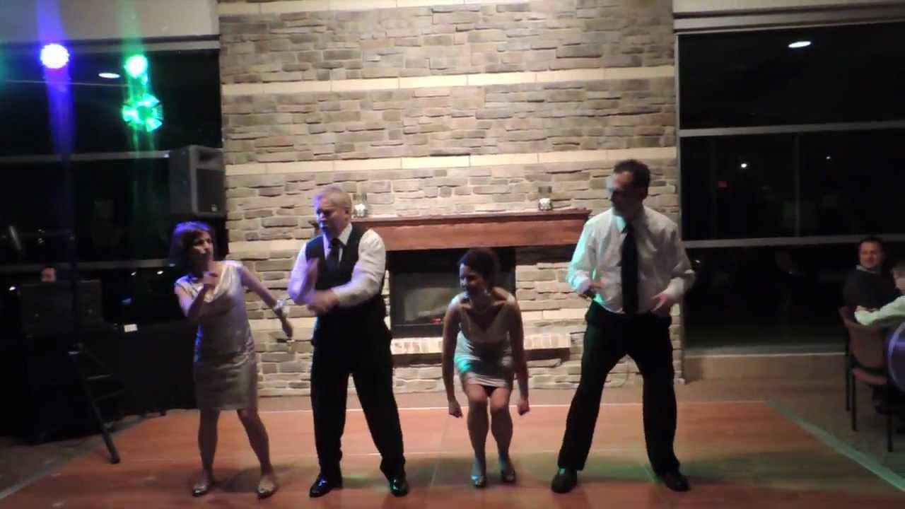 When Parents Crash A Wedding Dance