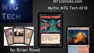 Hot & Not Card Prices w/ MTGStocks.com - Mythic MTG Tech #218