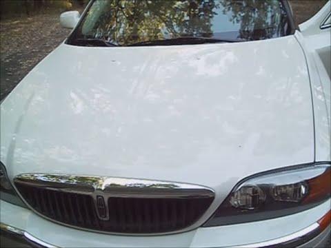 Lincoln Ls 02 drivers power window regulator install