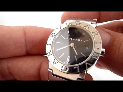 Relojes bvlgari de mujer precios
