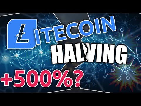 LITECOIN HALVING | LTC To Break Up?