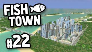 SMART FISHES - Cities Skylines FishTown #22