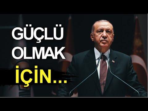 Recep Tayyip Erdoğan - Kurtlar Vadisi Müziği Eşliğinde! 2018 - President of Turkey