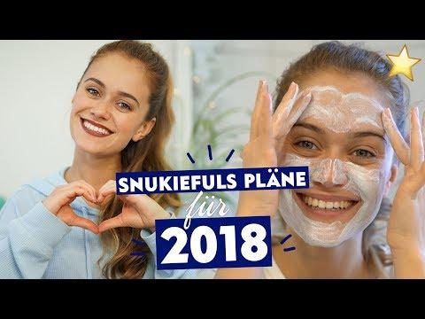 Mein Jahr 2017 & Pläne für 2018 I Snukieful