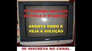 TV TOSHIBA 2916MM NAO LIGA