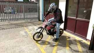 150cc Predator Dirt Bike / Pit Bike