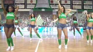 Video The Dolls Cheerleaders - Ready to rock - JSF Nanterre vs PL download MP3, 3GP, MP4, WEBM, AVI, FLV Desember 2017