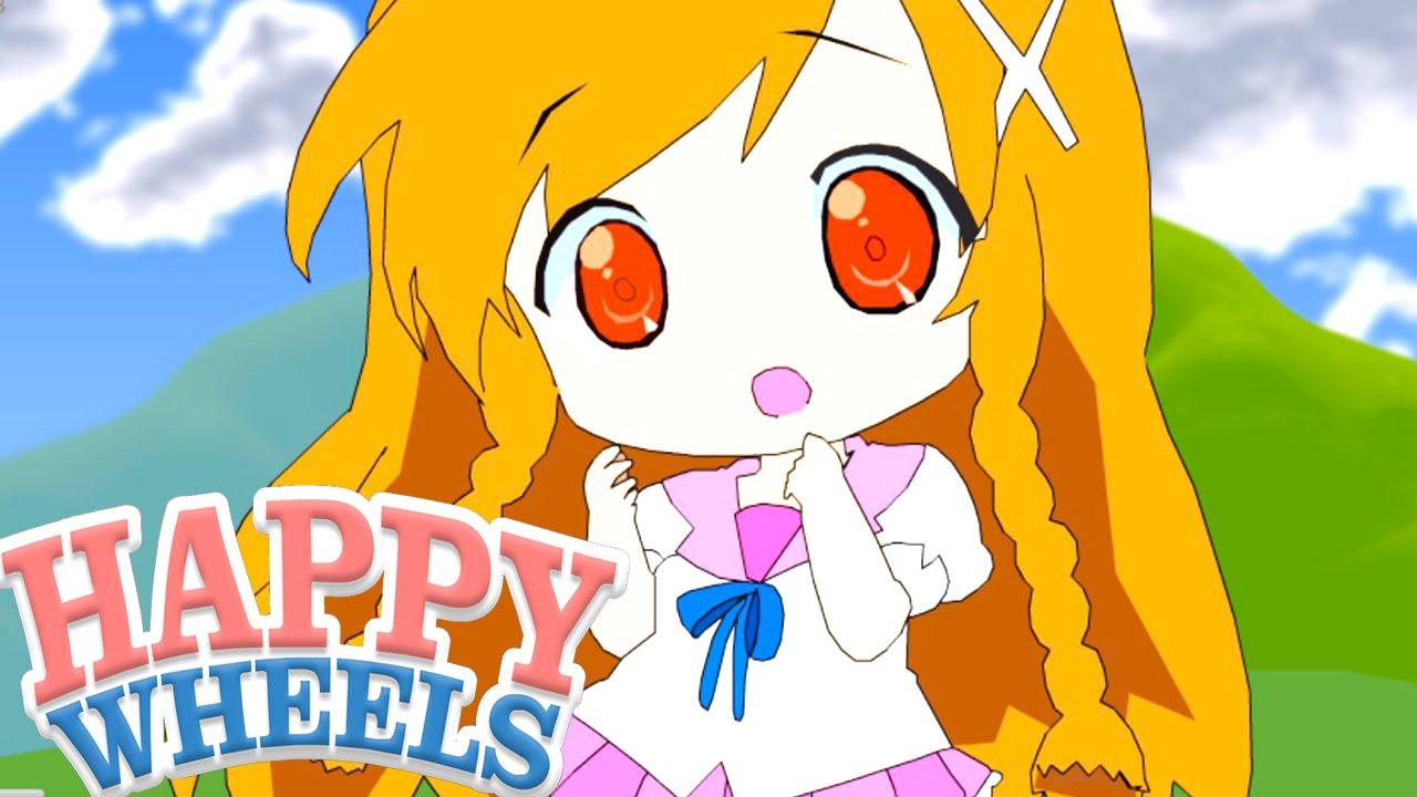 ポッキー happy wheels