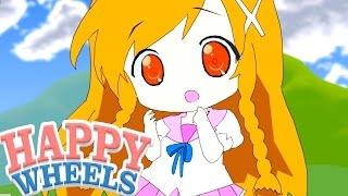 お兄ちゃん!今日は隕石が降ってくるよ! - Happy Wheels 実況プレイ - Part46 thumbnail