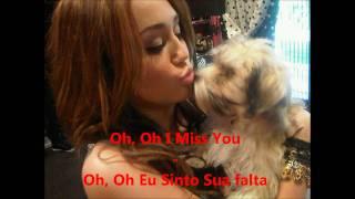 Miley Cyrus - Stay - Letra e Tradução