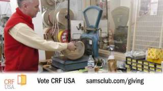 Crf Usa Helps Local Hardware Store