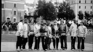 Свердловск-44. Фильм «Наш город в год 60-летия ВЕЛИКОГО ОКТЯБРЯ» 1977 год.