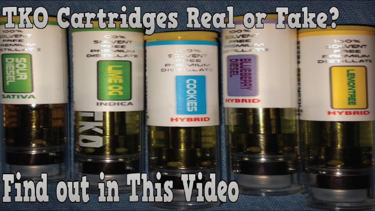 TKO Cartridges Review - Real or Fake?