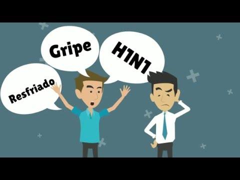 Diferença entre um resfriado, gripe e H1N1