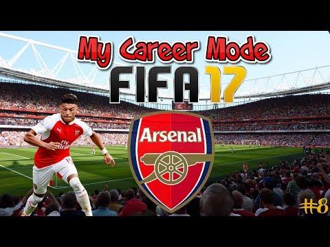 [Fifa 17] My Arsenal CM | Ox # 8