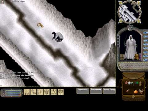 Ultima Online - 160 - Tamer - Taming White Wyrm