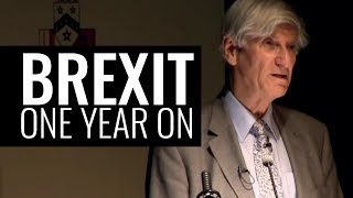Britain and the EU: In or Out - One Year On - Professor Vernon Bogdanor FBA CBE thumbnail