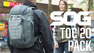 SOG TOC 20 Pack