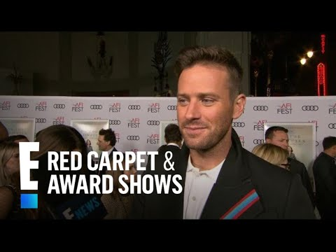 Armie Hammer Applauds Ruth Bader Ginsburg After Accident | E! Red Carpet & Award Shows