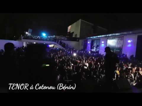 TENOR au Concerto à Cotonou (Bénin)