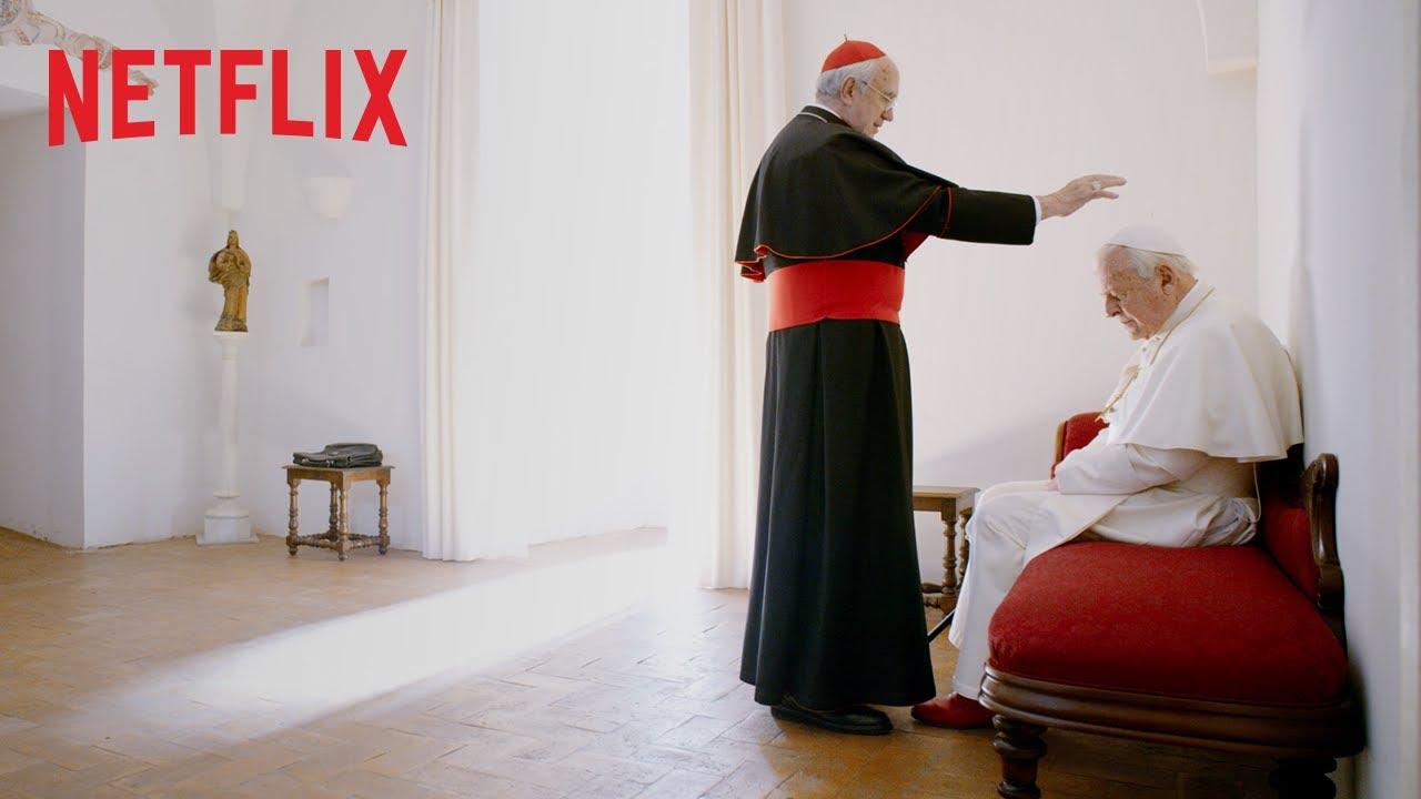A két pápa  Hivatalos előzetes  Netflix - YouTube