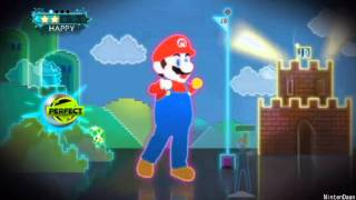Repeat youtube video [Just Dance 3] Ubisoft meets Nintendo - Just Mario