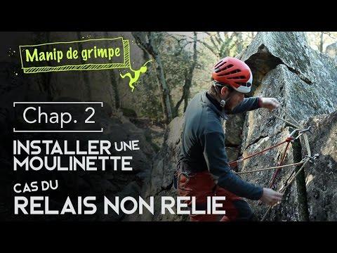 Installer Une Moulinette Sur Un Relais Non Relié [points Bétons] - (chap.2)