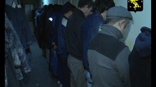 В Химках искали нелегальных мигрантов(В помещениях по улице Горной сегодня ранним утром было неспокойно! Там прошёл совместный антитеррористиче..., 2015-11-27T21:31:46.000Z)