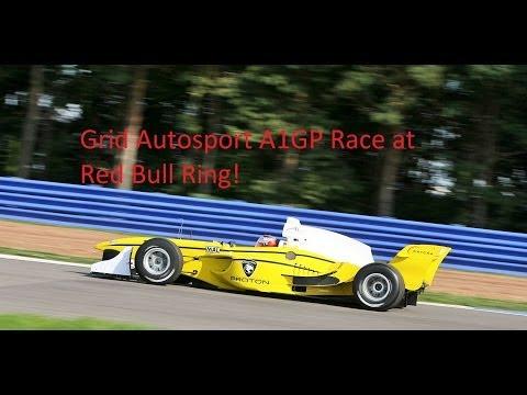 GRID Autosport 5 Lap Race at Red Bull Ring in a Dallara D05/52 aka A1GP car