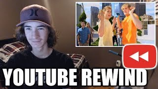 YouTube Rewind: The Shape of 2017 | #YouTubeRewind REACTION!
