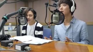 Joshua & Vernon of SEVENTEEN talk about getting scouted & more!   K Popular with As One PT 1/4