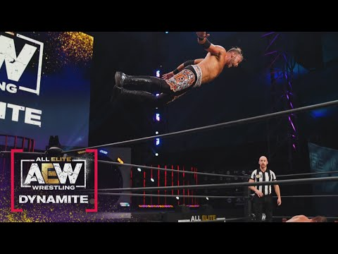 Was Christian Cage Able to Defeat Frankie Kazarian in his AEW Debut? | AEW Dynamite, 3/31/21