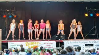 Zomerkamp 2016 tent 1 Hupsakee - Kinderen voor kinderen