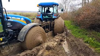 NEWHOLLAND TD110