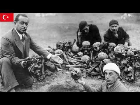 Фото зверств турок в 1915 году в Full HD. Геноцид армян