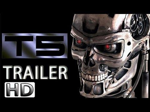 Terminator 5 Official NMA Trailer 2015: Mendax's Revenge