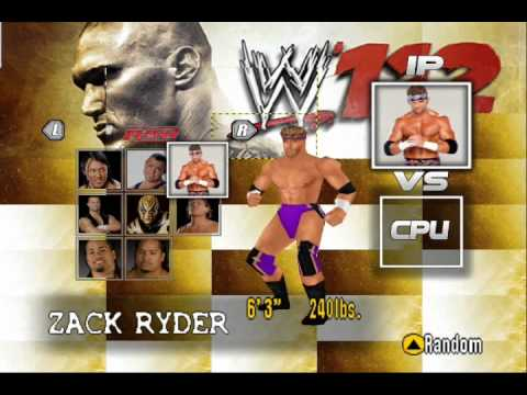 WWF NO MERCY 2011 mod with DOWNLOAD! by FANnomercy
