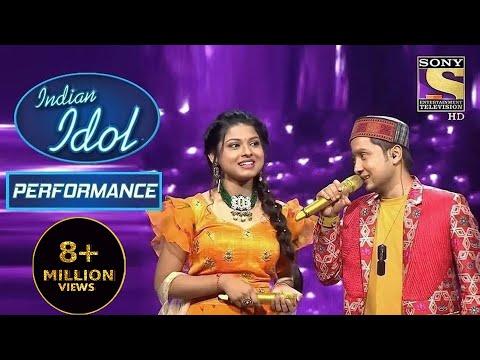 Arunita के साथ इस Duet में कहा खो गए Pawandeep?   Indian Idol Season 12