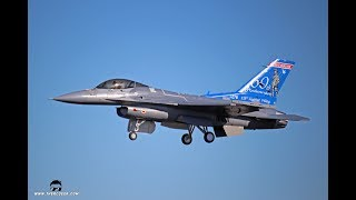 JPinn's Freewing F-16 Fighting Falcon Flight at MRCF