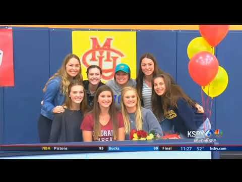Two Arroyo Grande Eagles ink National Letters of Intent