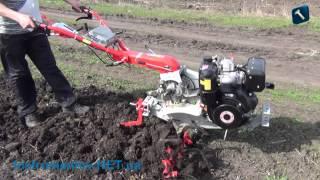 видео Мотоблок Kipor kdt 610L